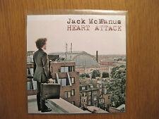 "JACK McMANUS ""Heart Attack"" 2 track PROMO CD [+ ghostwriters mix ]"