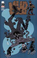 Mudman #4 Comic Book - Image