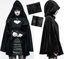 Veste cape capuche pilou gothique punk lolita mystique doux burlesque Punkrave