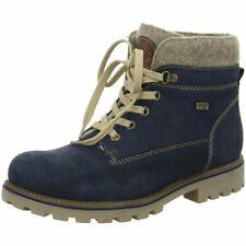 NEU Remonte Damen Stiefeletten blau D7476-14 blau 189611