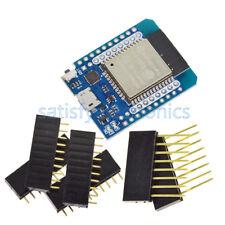 Wemos MINI D1 ESP8266 CP2104 ESP32/32S WIFI & Bluetooth Modulo Scheda di sviluppo