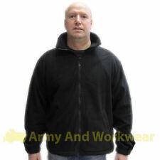 Security Guard Micro Fleece Jacket SIA Bouncer Doorman
