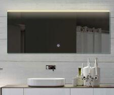 Spiegel Badezimmerspiegel LED TOUCH SCHALTER kalt/warm einstellbar 52-172cm THL