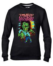 Zombie Apocalypse Halloween Women's Sweatshirt Jumper - Zombies