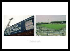 La Golstone terreno, Brighton & Hove Albión Foto de Estadio memormabilia (brgg1)
