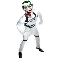 BATMAN JOKER DC COMICS ARKHAM ASYLUM STRAIGHT JACKET HALLOWEEN ADULT COSTUME NEW