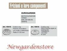 Frizione disco compatibile EUROGARDEN motocoltivatore titano 15615 15616