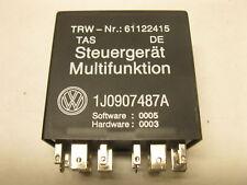2004 VW PASSAT JETTA  AUDI  A4 RELAY MULTIFUNCTION  #451 OEM 1J0 907 487 A