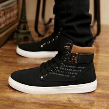 Chaussures baskets homme Montantes BOTTE BOTTINE HIVER confortables 39-47