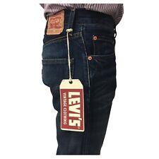 LEVI'S VINTAGE CLOTHING vaqueros de hombre 505 67505-0100 100 % algodón