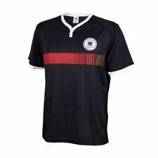 DFB Herren Fan Shirt t Shirt Schwarz