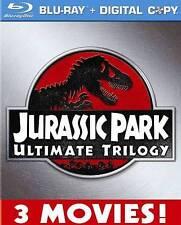 Jurassic Park: Ultimate Trilogy (Blu-ray + Digital Copy) by Alessandro Nivola,