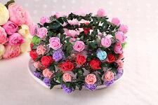 Kommunion Blumenkranz Krone Kopfschmuck Hochzeit Haarschmuck Blumen Mädchen