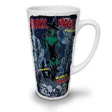Magic Girl Witch Zombie NEW White Tea Coffee Latte Mug 12 17 oz | Wellcoda