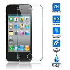 PELLICOLA PROTETTIVA PER APPLE IPHONE 4 4S VETRO TEMPERATO TEMPERED GLASS SCREEN