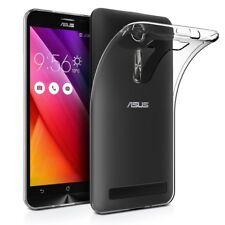 Coque Gel TPU Silicone Transparent ASUS Zenfone MAX/3 MAX/4/4 MAX/PLUS/GO/LIVE