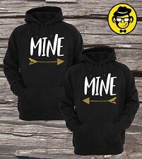 Mine Couple Hoodies, Couple Hoodies, Couple Matching Hoodies (Set)