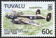 BRISTOL BRIGAND / RAF Airplane Aircraft Mint Stamp