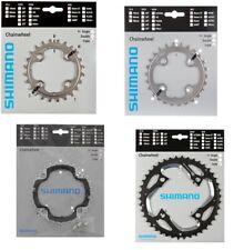 Shimano Fahrrad-Kettenblatt  XT FC-M780 3x10 Schwarz/Silber, 24/26/32/42 Zähne