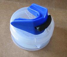 PARADENTI BLUE DOPPIO DOUBLE GUM SHIELD BOXE KICKBOXING KICK KARATE THAI SAVATE