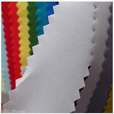 Liso Tela De Algodón - Colores Sólidos a elegir - Extraancho 240cm por M