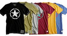 Alpha Industries Star T T-Shirt Hemd Herren 121513 S-5XL Sommer Nicki Brandneu