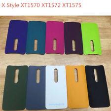 For Motorola Moto X Style Pure XT1570 XT1572 XT1575 Back Cover Battery Door case