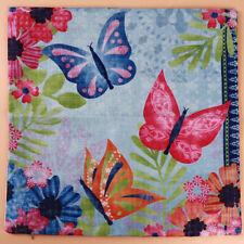 Abstract Linen Cushion Pillowcase Flower Bird Waist Decorative Throw Home Supply