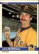 1984 Fleer Baseball #256 - #511 - Choose Your Cards