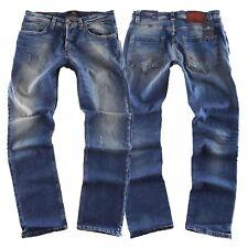 LTB Herren Jeans Hose Hollywood Timor used blau wash Neu Größen wählbar