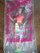 Barbie Rio Teresa #6 Mini Doll McDonald's Happy Meal Sealed Toy