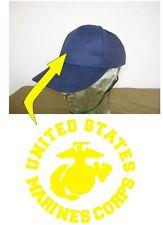 USMC United States Marino CORPS SEALS US ARMY GORRA Gorra Béisbol Talla Única