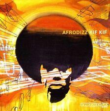 AFRODIZZ - KIF KIF USED - VERY GOOD CD