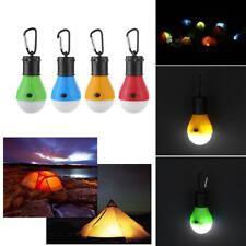 3LED Zelt Licht wasserdicht Glühbirne Outdoor Camping Wandern Batterie betrieben