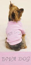 PINK PRINCESS DIVA DOG T-SHIRT