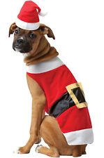 Santa Christma Dog Pet Costume