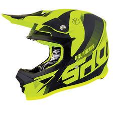 Shot Furious Ultimate Youth Giallo Fluorescente Motocross Enduro Quattro