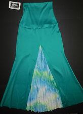NWT Jade Gored Flamenco Dance Skirt w/ Back Ruffle Godet Ladies/Girls Szes 74020