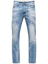 Jack and Jones Mens Jeans Nick Vintage BL 277 Blue