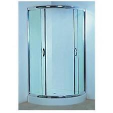 Curved Framed Sliding Shower screen 900*900*1950 or 1000*1000*1950