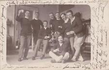 * MONDOVI' PIAZZA - La Società del Caffè - Allievi di Cavalleria e Fanteria 1908