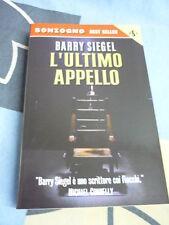 L' ULTIMO APPELLO BARRY SIEGEL