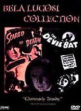 Bela Lugosi Collection, Volume 1: Devil Bat/Scared to Death (DVD, 1999)
