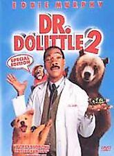 Dr. Dolittle 2 (DVD, 2002, Full Frame Version) Free Ship #T0839