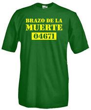 T-Shirt girocollo manica corta Fun B20 Brazo de la muerte 04671