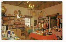 SAN DIEGO CA Casa de Lopez Candle Shop Interior Vtg PC Postcard