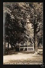 Springfield Minnesota Mn 1909 Rppc Riverside Park Bnd S