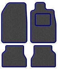 Ford Focus 98-05 Super Terciopelo Oscuro Gris/azul Trim coche Mat Set