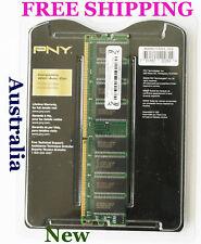 New PNY 512MB PC3200 400Mhz Desktop Memory LOW Density