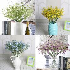 Multi-Colored Baby's Breath Gypsophila Flowers Wedding Bridal Decor Plastic1pc